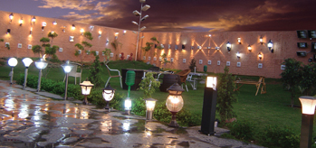 outdoor showroom, outdoor showroom delhi